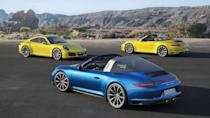 """<p>Number 6: <strong>Porsche 911</strong><br> Average 5-year depreciation percentage: <strong>37.2%</strong></p> <p>""""The Porsche 911 is an iconic and beloved sports car that will always be in demand as a dream car for many consumers,"""" said Ly. We'd add that the 911's basic shape hasn't changed in decades, which means an example that's five years old still looks new.</p>"""