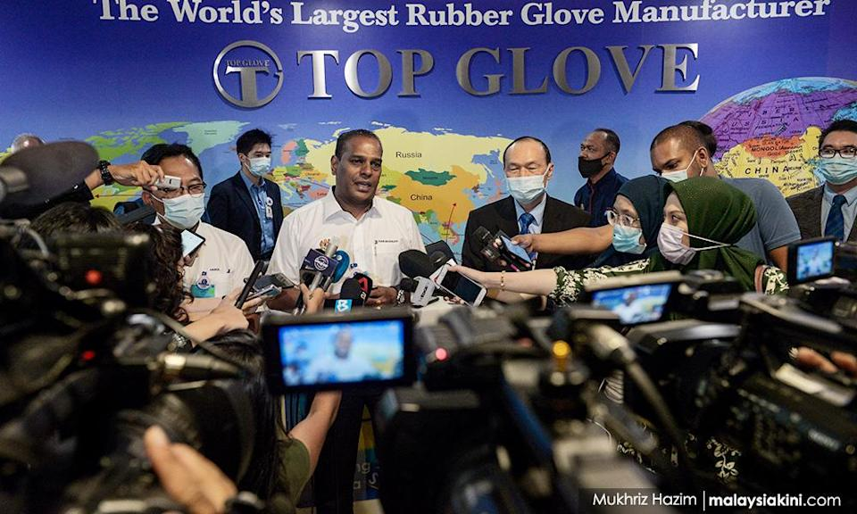 Living conditions at Top Glove renewed under scrutiny and other news you may have missed