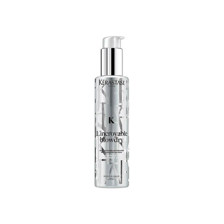 """<p>This hair styling cream is heat activated, which means you can refresh your blowout on the second and third day.</p><p>Kérastase L'Incroyable Blowdry Lotion, $40, <a rel=""""nofollow"""" href=""""http://www.kerastase-usa.com/l-incroyable/E1706400.html?mbid=synd_yahoobeauty"""">kerastase-usa.com</a></p>"""