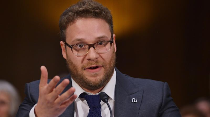 Actor Seth Rogen got into it on Wednesday with right-wing radio host Bill Mitchell, an avowed supporter of President Donald Trump.