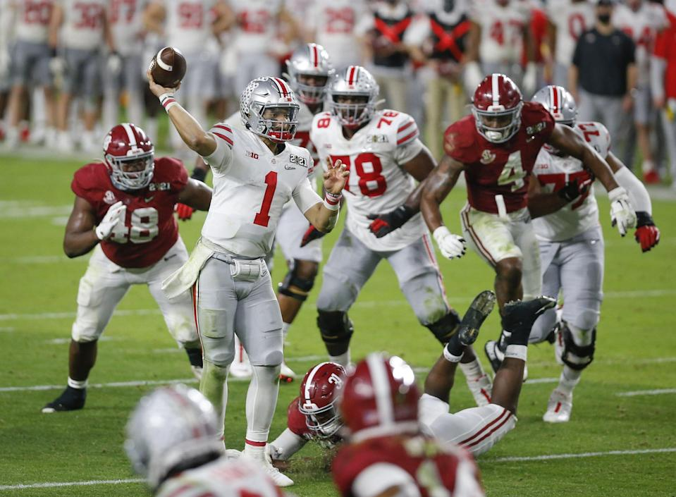 Ohio State included in hypothetical college football super league