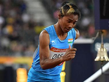 From battling poverty to gunning for Asian glory, Hima Das' stunning rise as Indian athletics' pin-up girl