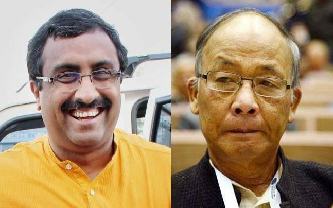 BJP's late night coup in Manipur leaves three-time CM Ibobi stunned