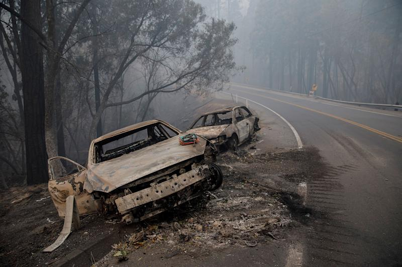 California Fires: 80 Dead as Nearly 1K Remain Missing