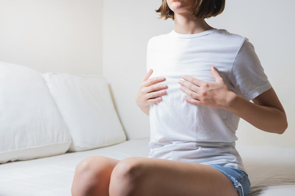 It is important to get to know what is normal for your breasts. (Getty Images)