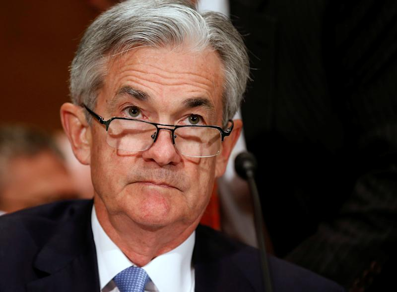 Progressives think they've dodged a bullet with the president's pick of Jerome Powell to chair the Federal Reserve. (Joshua Roberts/Reuters)