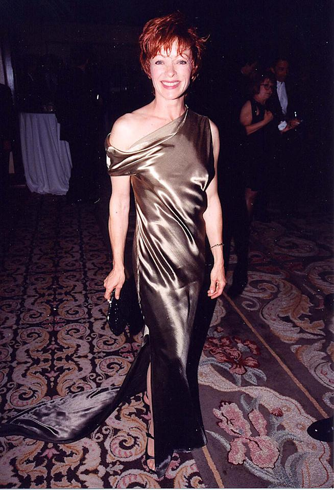 Frances Fisher during Century Plaza '98 at Century Plaza Hotel in Los Angeles, California, United States. (Photo by Jeff Kravitz/FilmMagic, Inc)