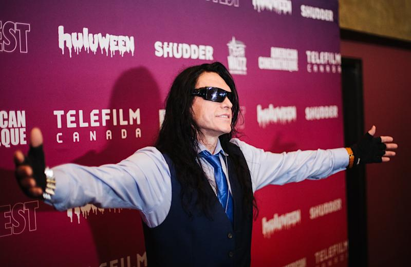 b822958264 Tommy Wiseau announces The Room follow-up will be a killer shark movie