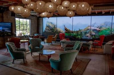 Microsoft Lounge in Los Angeles, CA