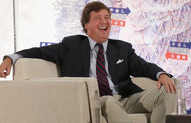 Tucker Carlson Topped All Cable News Shows Last Month in Key Demo Despite Ad Boycott