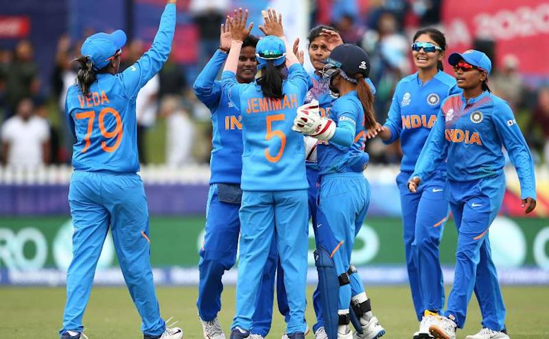 India held their nerve on Thursday to prevail over New Zealand in a Group A match of the ICC Women's T20 World Cup 2020 and book their spot in the semi-finals. ICC Media
