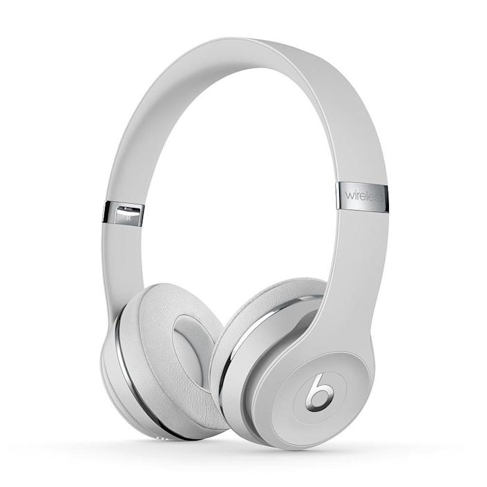 "<h2>Beats Solo3 Wireless On-Ear Headphones</h2> <br>We love our cordless headphones, but if you want to listen to your favorite tunes or a crime-based podcast a little more in-depth, we recommend Beats. <br> <br> <strong>Beats by Dr. Dre</strong> Beats Solo3 Wireless On-Ear Headphones, $, available at <a href=""https://go.skimresources.com/?id=30283X879131&url=https%3A%2F%2Ffave.co%2F2GOcni0"" rel=""nofollow noopener"" target=""_blank"" data-ylk=""slk:Walmart"" class=""link rapid-noclick-resp"">Walmart</a>"