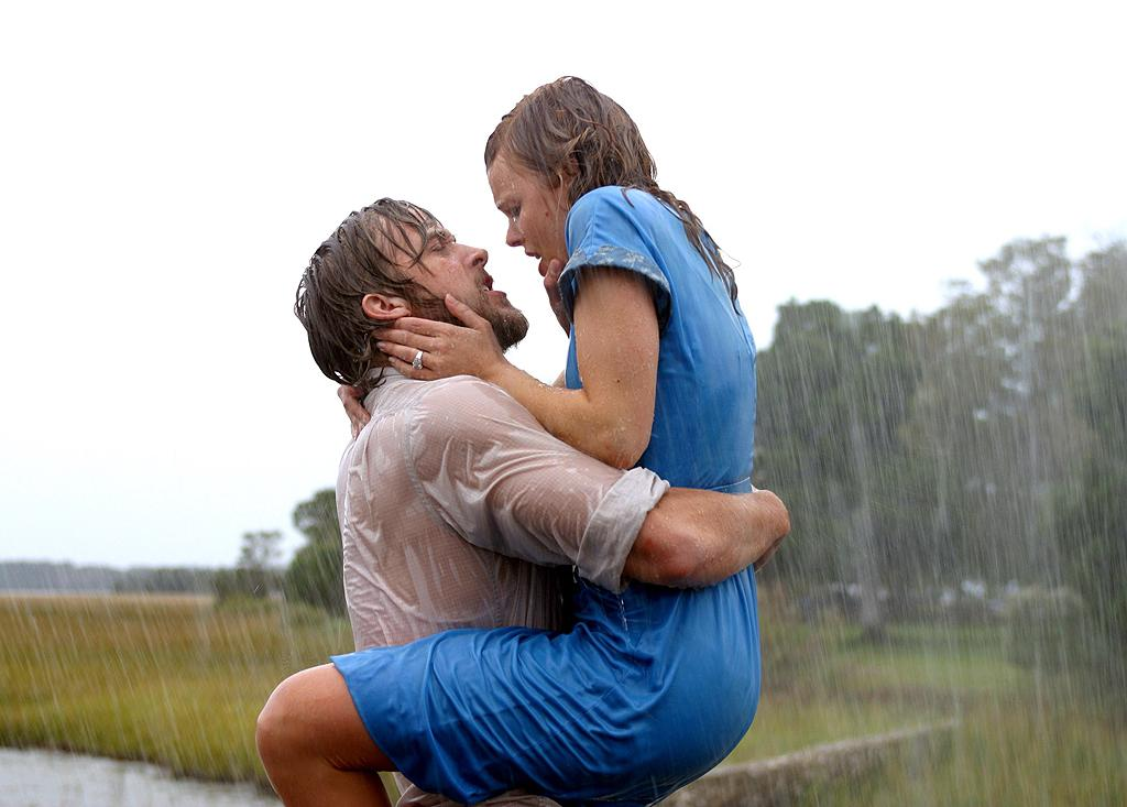 """<strong>Best Romantic Movie</strong><br>If you're going to spend a cozy night at home with your honey, 22 percent of respondents say the movie you should pop into the DVD player is """"The Notebook."""" If you've already worn out your copy of that flick -- we know we have! -- then survey voters say to turn to """"Titanic"""" (18 percent), """"Sleepless in Seattle"""" (16 percent), """"Twilight"""" (12 percent), """"Crazy Stupid Love (12 percent), or """"The Proposal"""" (12 percent). Whether you're seeking a tearjerker, a dark love story, or just a great rom-com, one of these will make for a great date night!"""
