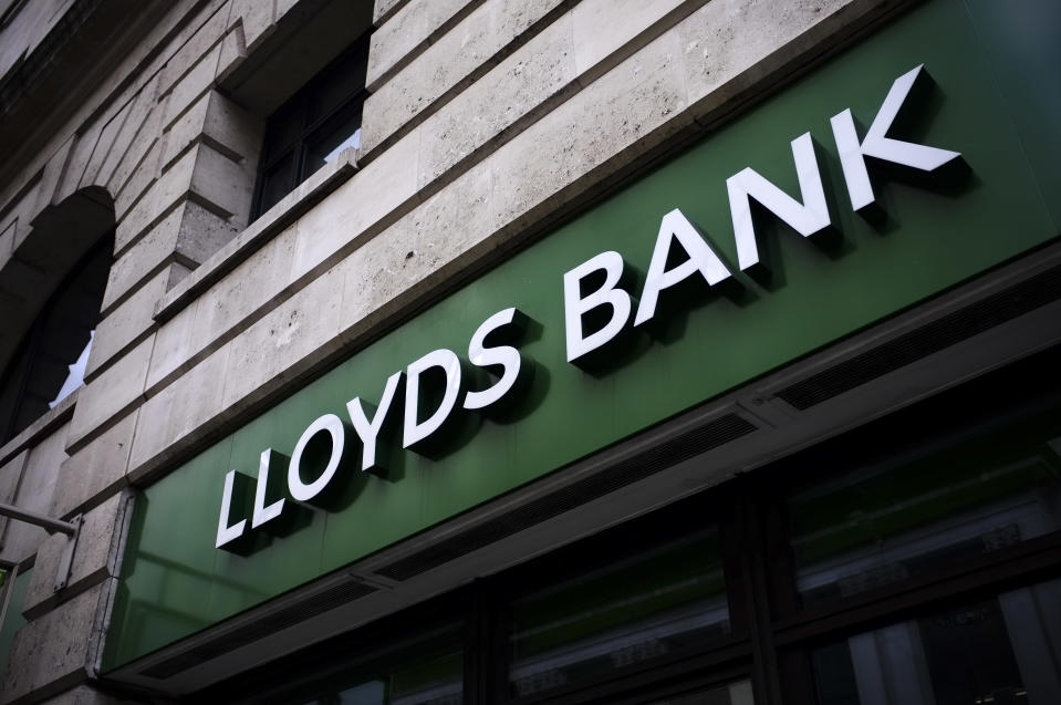 Keen partner: Lloyds Bank invested in Thought Machine. Photo: Alberto Pezzali/NurPhoto via Getty Images