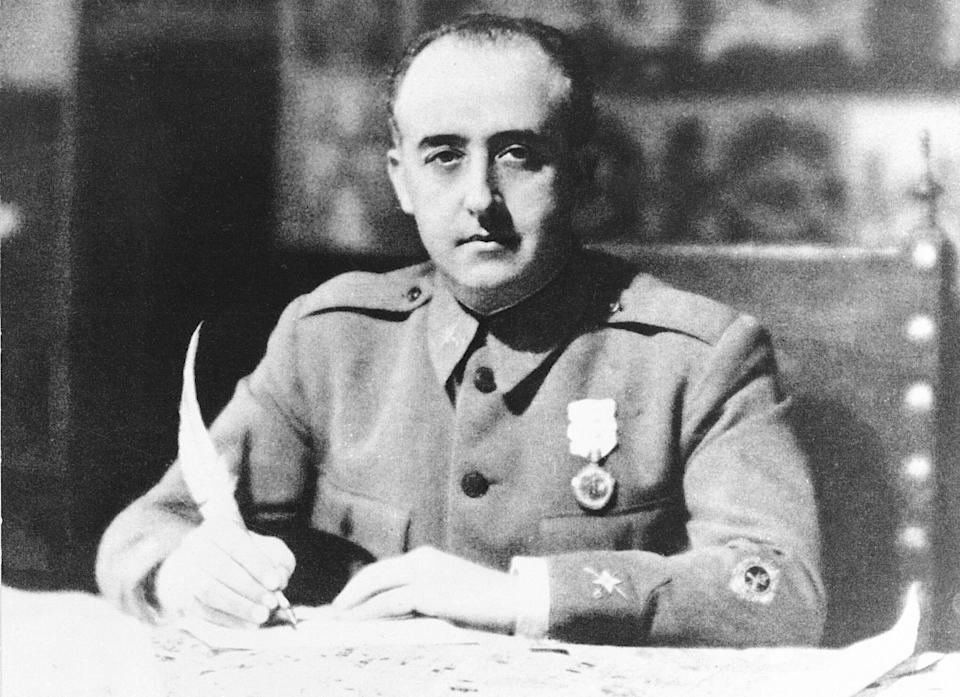 Francisco Franco, en una imagen de 1936. (Photo: ASSOCIATED PRESS)