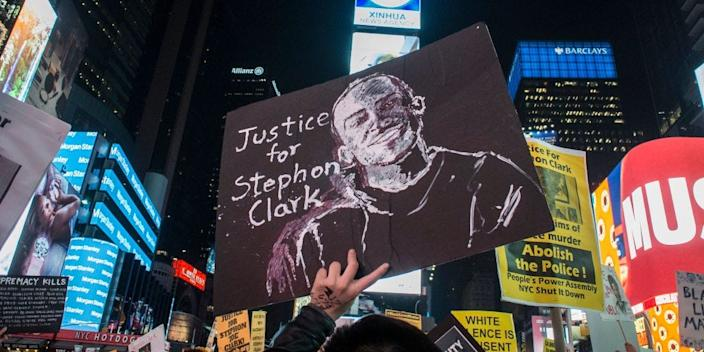 """A group of California prosecutors has asked the NFL to remove and rethink a video it posted about the 2018 police killing of Stephon Clark over claims it """"misrepresents the facts."""""""