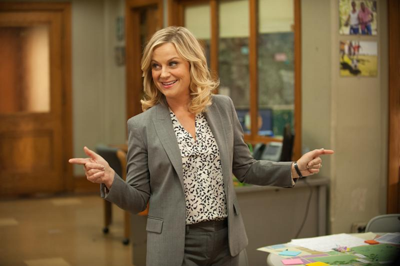 Amy Poehler as Leslie Knope   NBC/NBCU Photo Bank/Getty Images