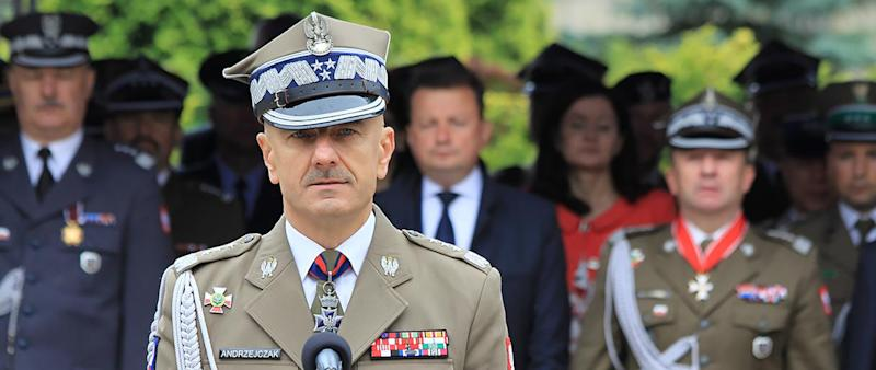 Polish armed forces chief on walking the line with Russia