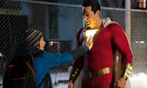 """<p>A young boy becomes an adult with godlike powers every time he says the word """"Shazam!"""" after a wizard from another dimension chooses him. He must learn how to become a superhero in order to stop villain Dr. Thaddeus Sivana. </p>"""