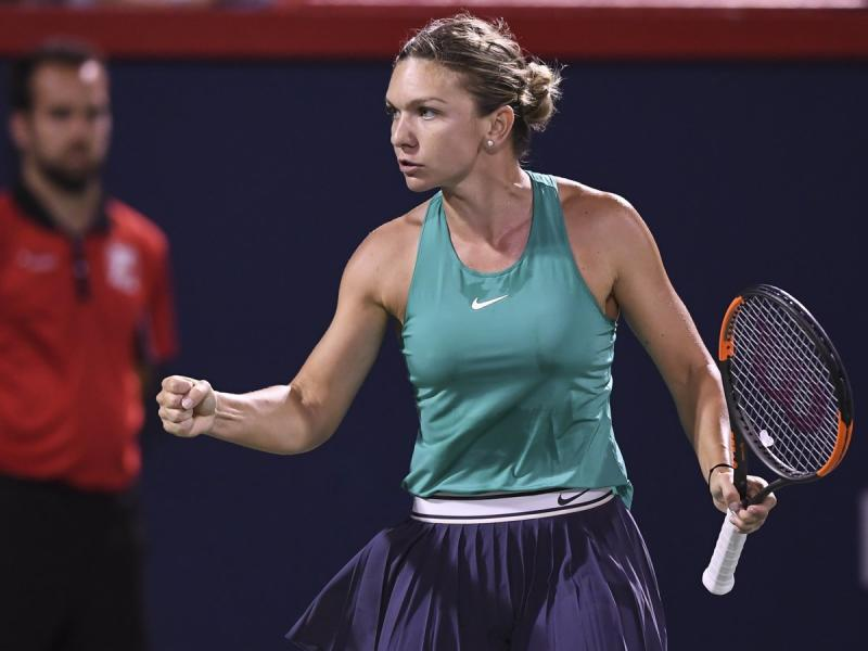 Simona Halep Doubles up by Destroying Venus Williams in Straight Sets