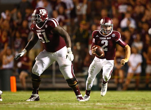 Manziel on adding 'House that Johnny Built' to Kyle Field: 'I didn't do it on my own'