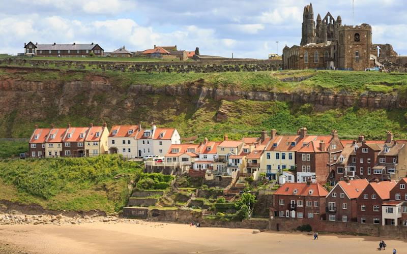 Whitby - getty