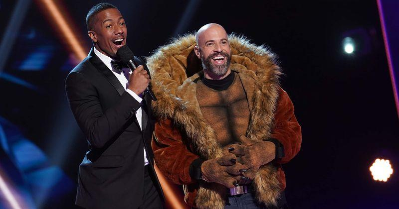 Chris Daughtry on 'The Masked Singer.' (Photo: Lisa Rose/Fox)