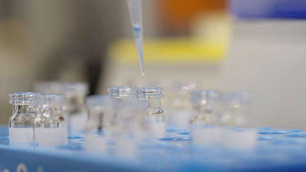 PHOTO: Work on a COVID-19 vaccine is underway at American biotechnology company Moderna in Massachusetts. Moderna plans to start phase II of its vaccine trials soon and phase III in the summer of 2020. (Courtesy Moderna)