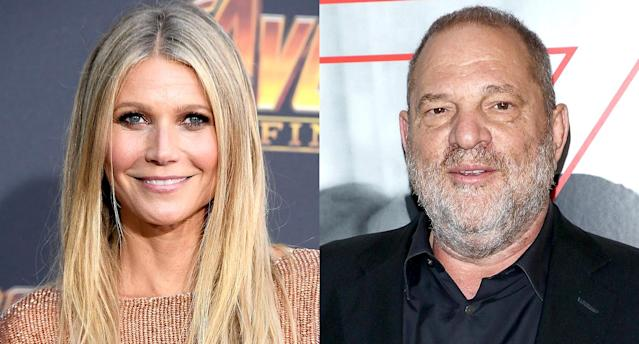 Gwyneth Paltrow has accused Harvey Weinstein of sexual harassment. (Photo: Getty Images)