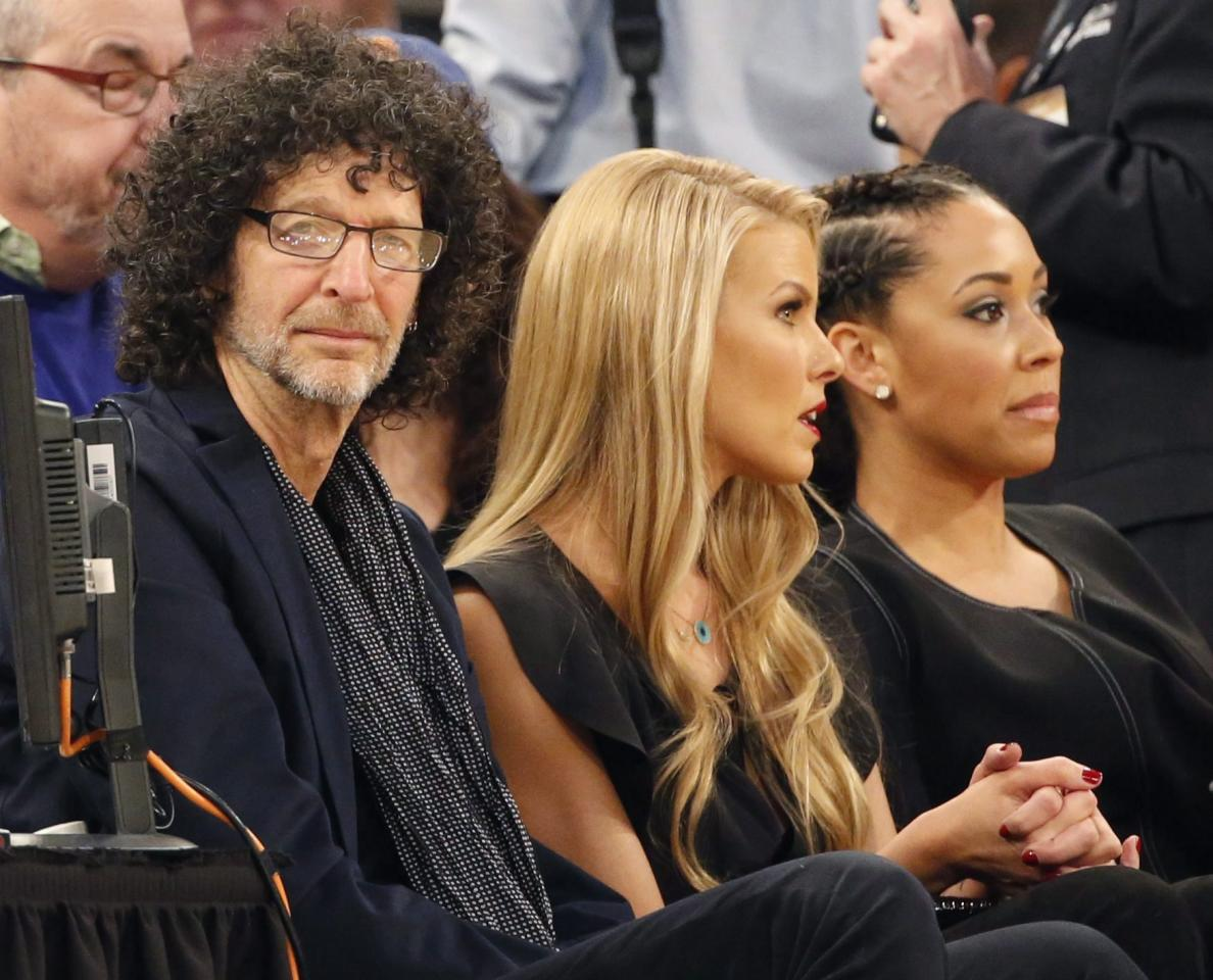 <p>No. 7: Howard Stern<br /> The shock jock, left, has an eight-figure contract with SiriusXM satellite radio, and took home $90 million in the last year.<br /> (AP Photo/Kathy Willens) </p>