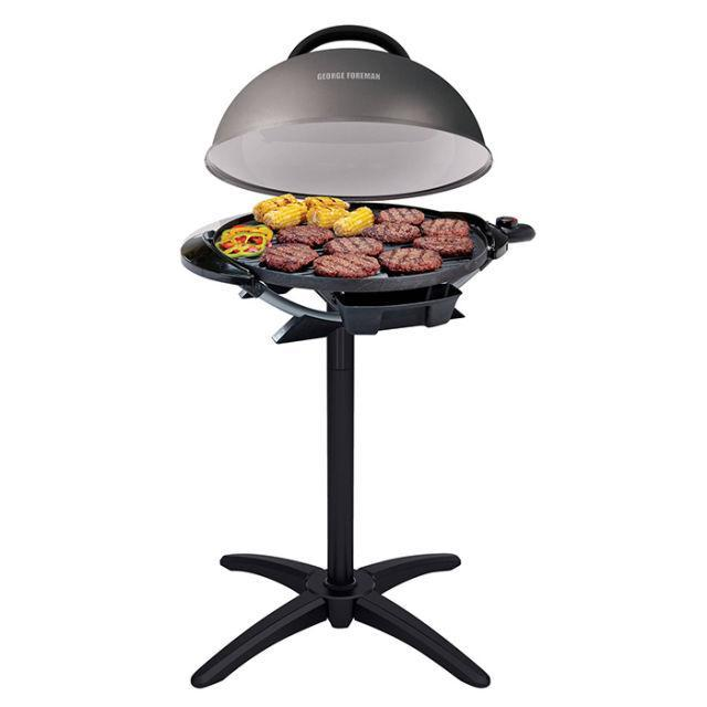 """<p>Grilling just got easier than ever thanks to this grill. You can use it both indoors and outdoors, so those random summer rainstorms won't ruin your barbecues. ($69; <a href=""""https://www.walmart.com/ip/George-Foreman-240-Indoor-Outdoor-Grill/43966519"""" rel=""""nofollow noopener"""" target=""""_blank"""" data-ylk=""""slk:walmart.com"""" class=""""link rapid-noclick-resp"""">walmart.com</a>)</p><p><strong><a href=""""https://www.walmart.com/ip/George-Foreman-240-Indoor-Outdoor-Grill/43966519"""" rel=""""nofollow noopener"""" target=""""_blank"""" data-ylk=""""slk:BUY NOW"""" class=""""link rapid-noclick-resp"""">BUY NOW</a></strong><br></p><p><strong>RELATED: <a href=""""http://www.redbookmag.com/food-recipes/recipes/g2211/great-grilling-recipes-and-tips/"""" rel=""""nofollow noopener"""" target=""""_blank"""" data-ylk=""""slk:21 Ideas That Will Up Your Grilling Game"""" class=""""link rapid-noclick-resp"""">21 Ideas That Will Up Your Grilling Game</a></strong><br></p>"""