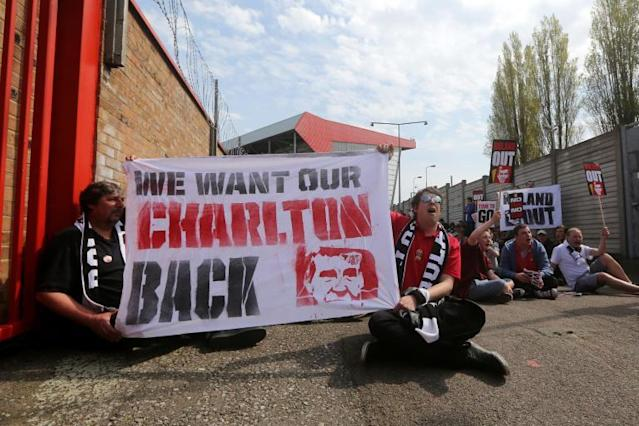 Charlton fans scrap protest after club director agrees to meet supporters' trust