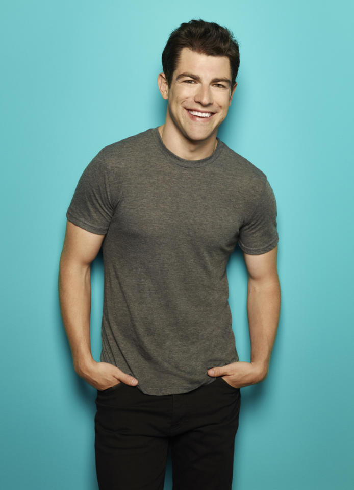 """<p><b>3. Schmidt on """"<a href=""""http://tv.yahoo.com/new-girl/show/47384"""">New Girl</a>""""</b><br><br>  We thought he was just a vehicle to fill the Douchebag Jar, but Schmidt developed into our favorite character on the show. Sure, he's got his douchey moments, but he's a funny three-dimensional person with feelings and fashion sense and... a broken penis. </p>"""