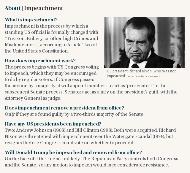 About | Impeachment