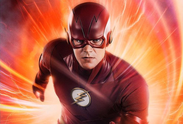 Flash Season 5 Poster Reveals Barry's New Suit