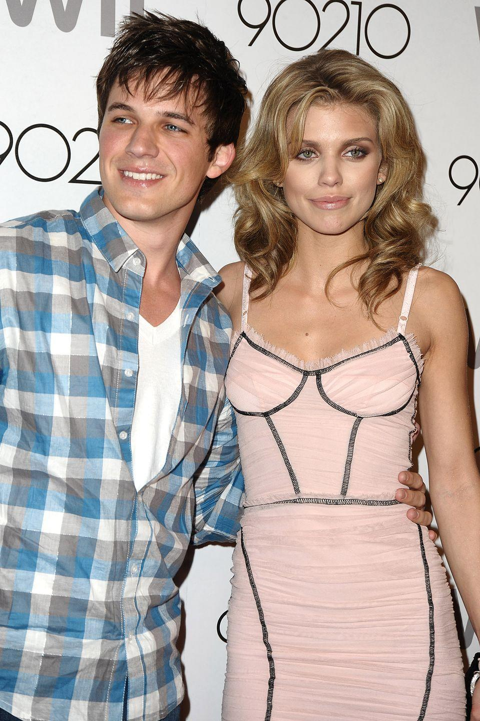 "<p>Fans of the <em>90210</em> reboot will be shocked to hear that AnnaLynne McCord wasn't a fan of kissing Matt Lanter on the show. ""You know, he actually is a really bad kisser, so it kind of sucks,"" <a href=""https://www.j-14.com/posts/8-celebrities-reveal-their-worst-on-screen-kisses-ever-53839/"" rel=""nofollow noopener"" target=""_blank"" data-ylk=""slk:she revealed"" class=""link rapid-noclick-resp"">she revealed</a>.</p>"