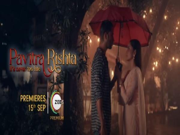 A still from the trailer of 'Pavitra Rishta - It's never too late'