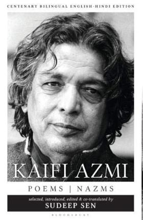 Kaifi Azmi-Poems/Nazms Book Review: The book just passes muster