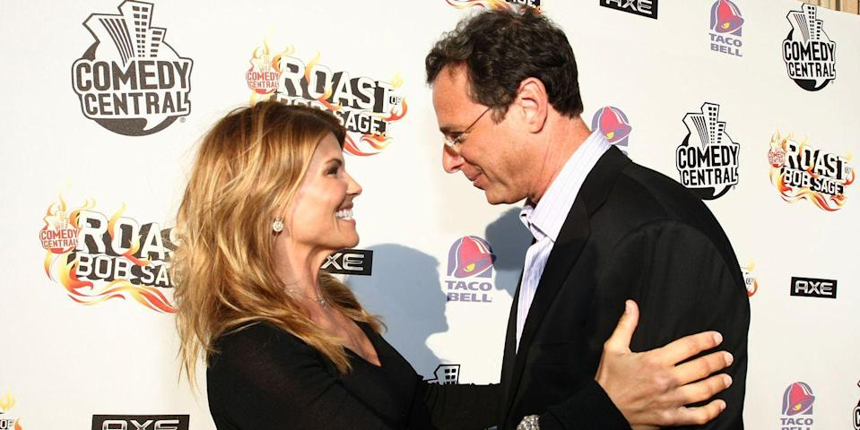 Bob Saget Sent Former 'Full House' Costar Lori Loughlin A Sweet Text Before Her Prison Sentence