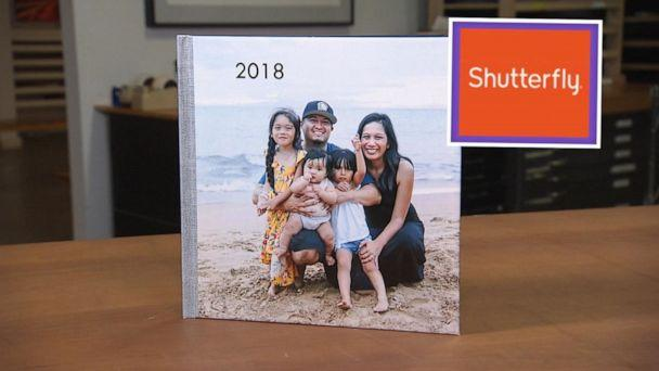 PHOTO: Sheila Madrigal ordered a photo book from Shutterfly.  (ABC)