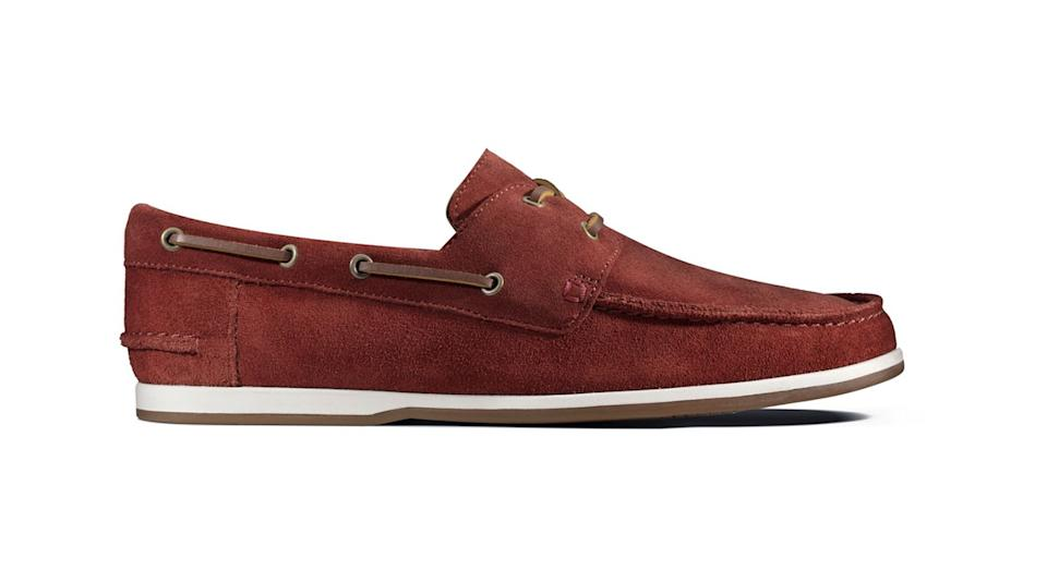 Pickwell SailRed Suede