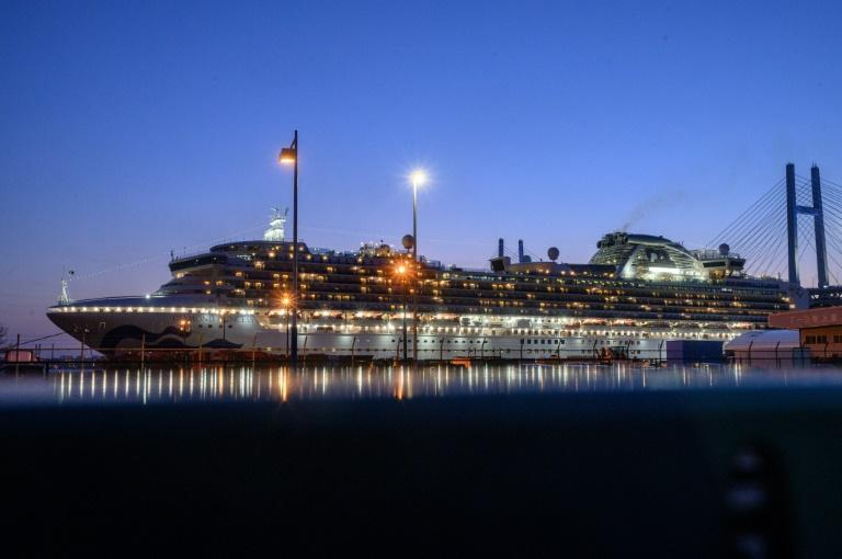 The Diamond Princess was supposed to be meandering around Asia, but things quickly changed when a passenger tested positive