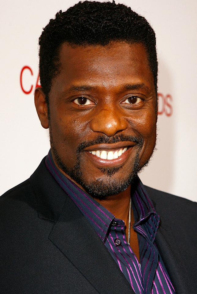 "<a href=""http://movies.yahoo.com/movie/contributor/1804034838"">Eamonn Walker</a> at the Los Angeles premiere of <a href=""http://movies.yahoo.com/movie/1810003875/info"">Cadillac Records</a> - 11/24/2008"