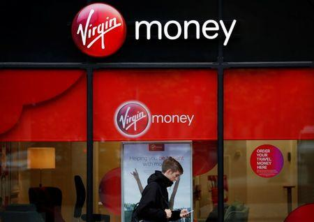 Virgin Money receives £1.6bn takeover bid from CYBG