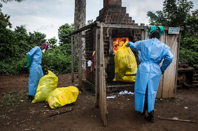 More People Die From Ebola Outbreak In DR Congo