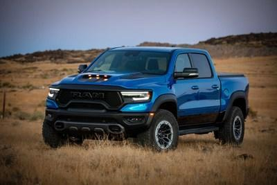Rocky Mountain Automotive Press Association Names 2021 Ram 1500 TRX 'Truck of the Year'