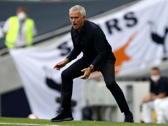 Mourinho got the result he needed on the day (AP)