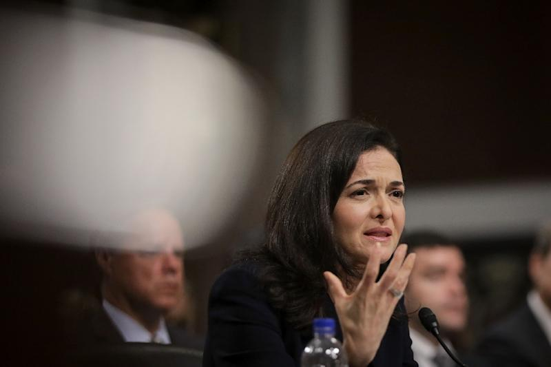 Latest Facebook controversy puts heat on Sheryl Sandberg