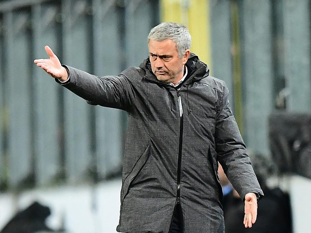 Mourinho did say it was a good result: Getty