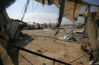 After five years hosting displaced Iraqis, the vast camp was emptied in under 48 hours